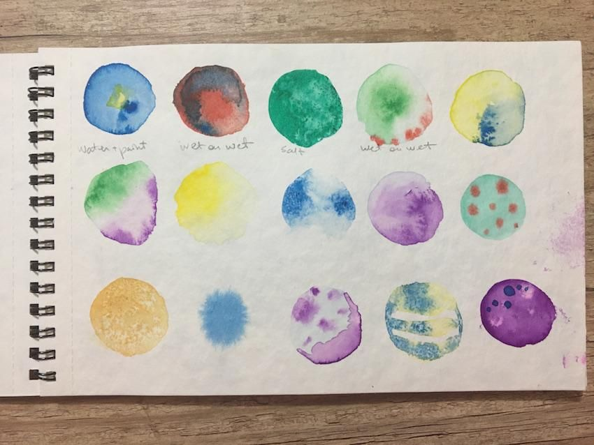 Galaxy and other exercises - image 2 - student project
