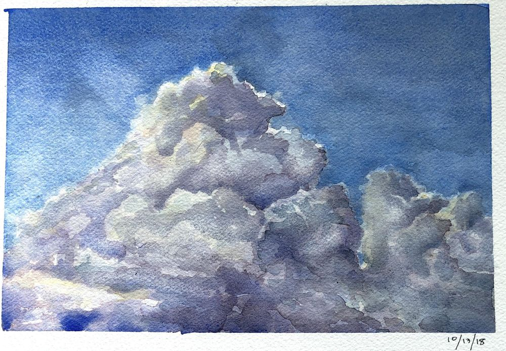 Clouds, clouds and more clouds! - image 2 - student project