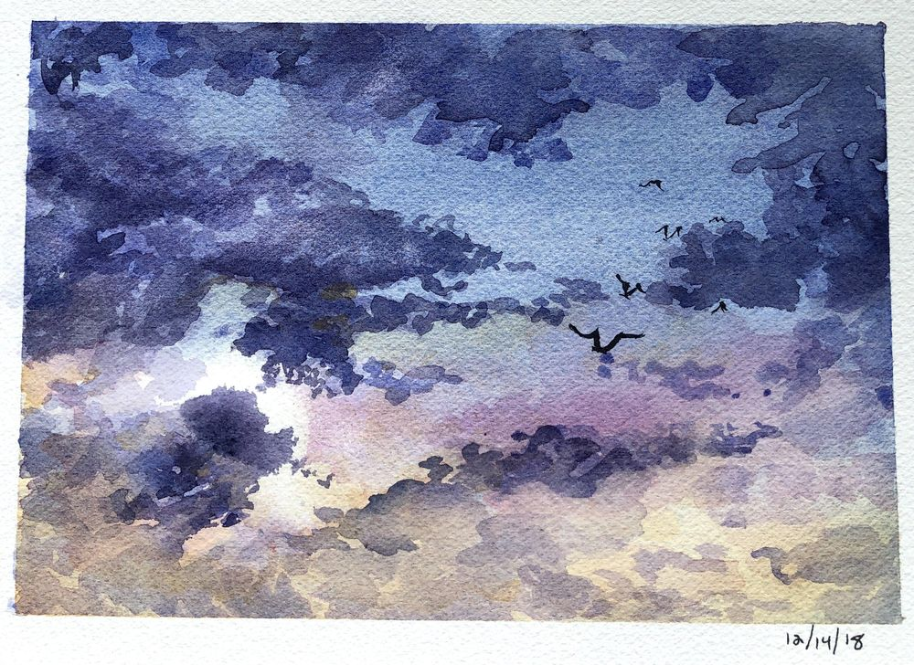Clouds, clouds and more clouds! - image 3 - student project