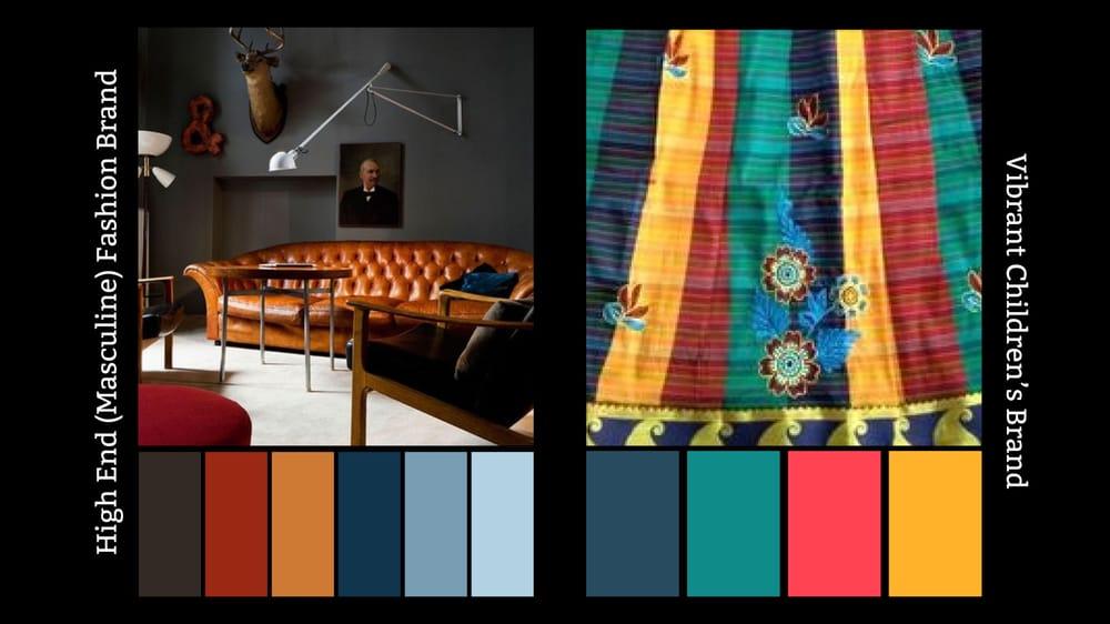 Colour Palette - image 1 - student project
