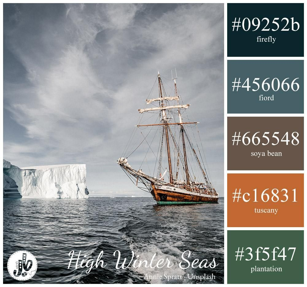 High Winter Seas - image 1 - student project