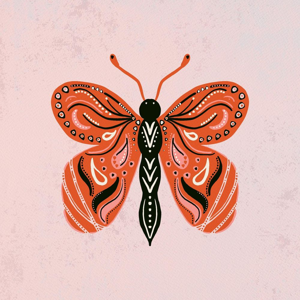 Butterflies  - image 3 - student project