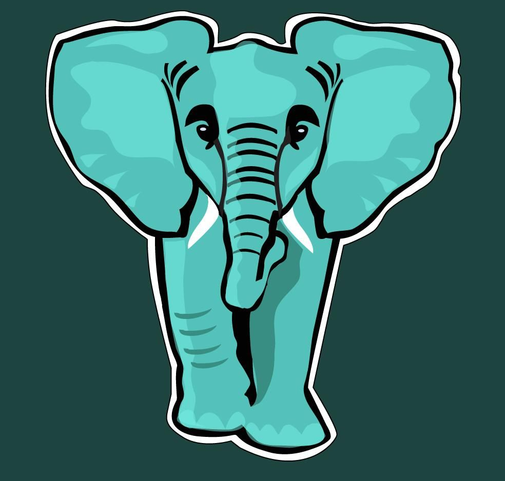 Baby Elephant - image 2 - student project