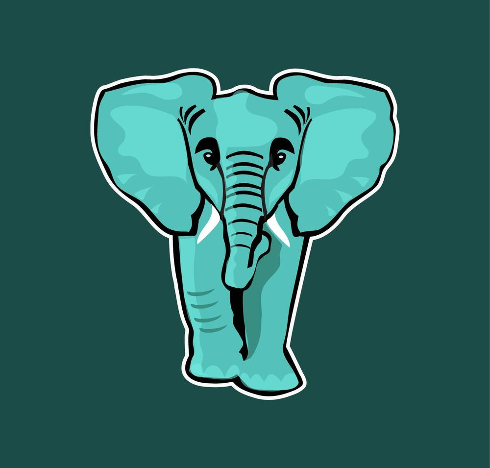 Baby Elephant - image 1 - student project