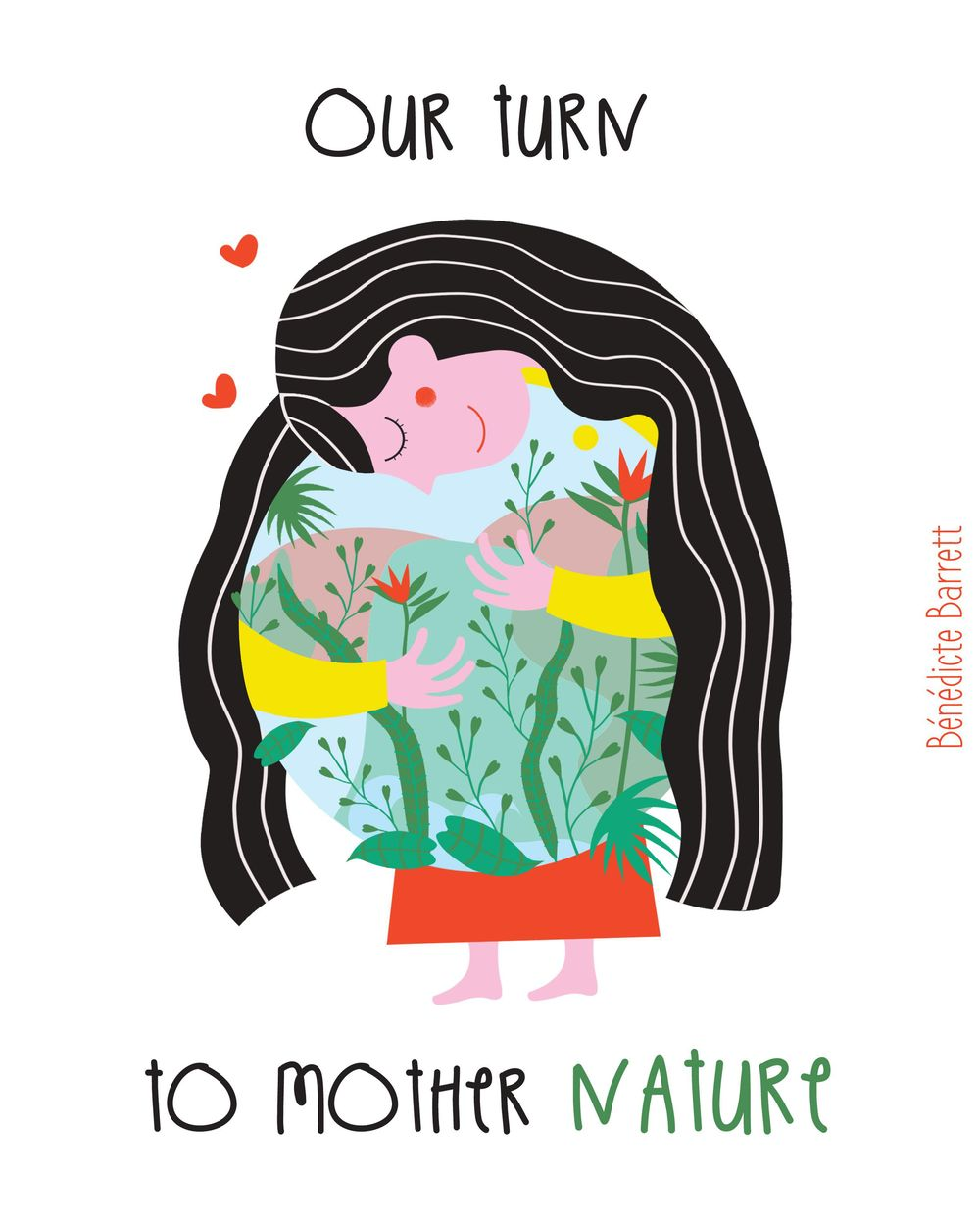 Our turn to mother nature - image 1 - student project