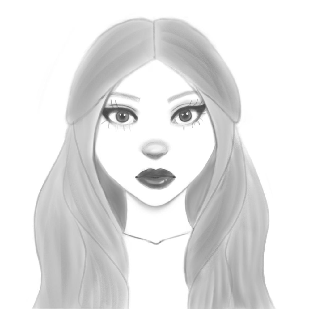 Procreate sketch - image 1 - student project