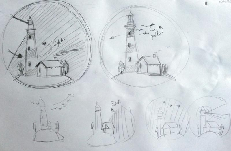 The lighthouse  - image 4 - student project