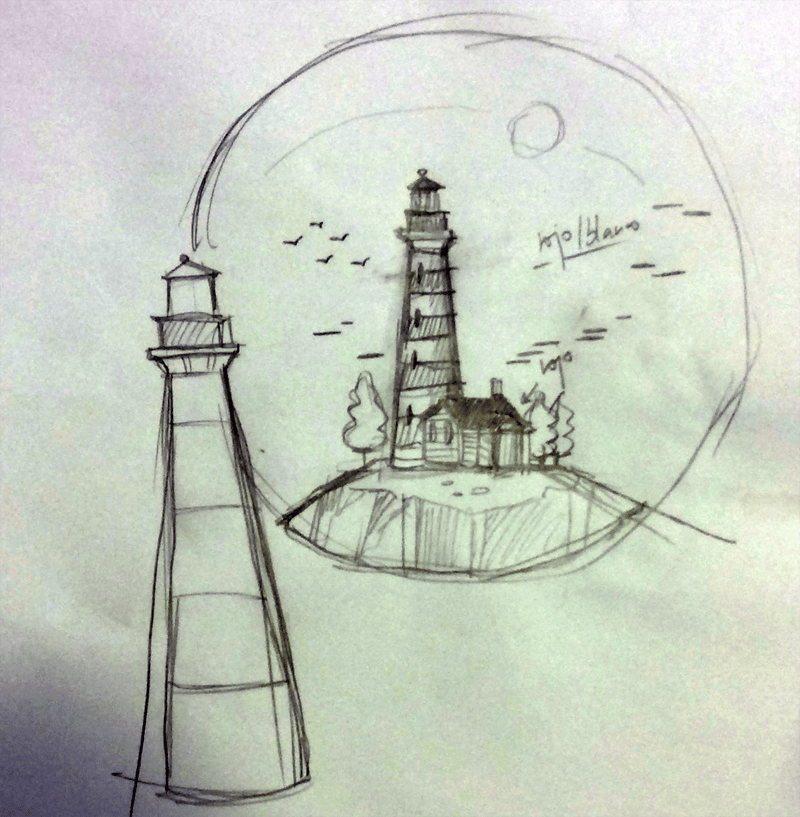 The lighthouse  - image 5 - student project