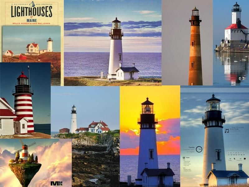 The lighthouse  - image 1 - student project
