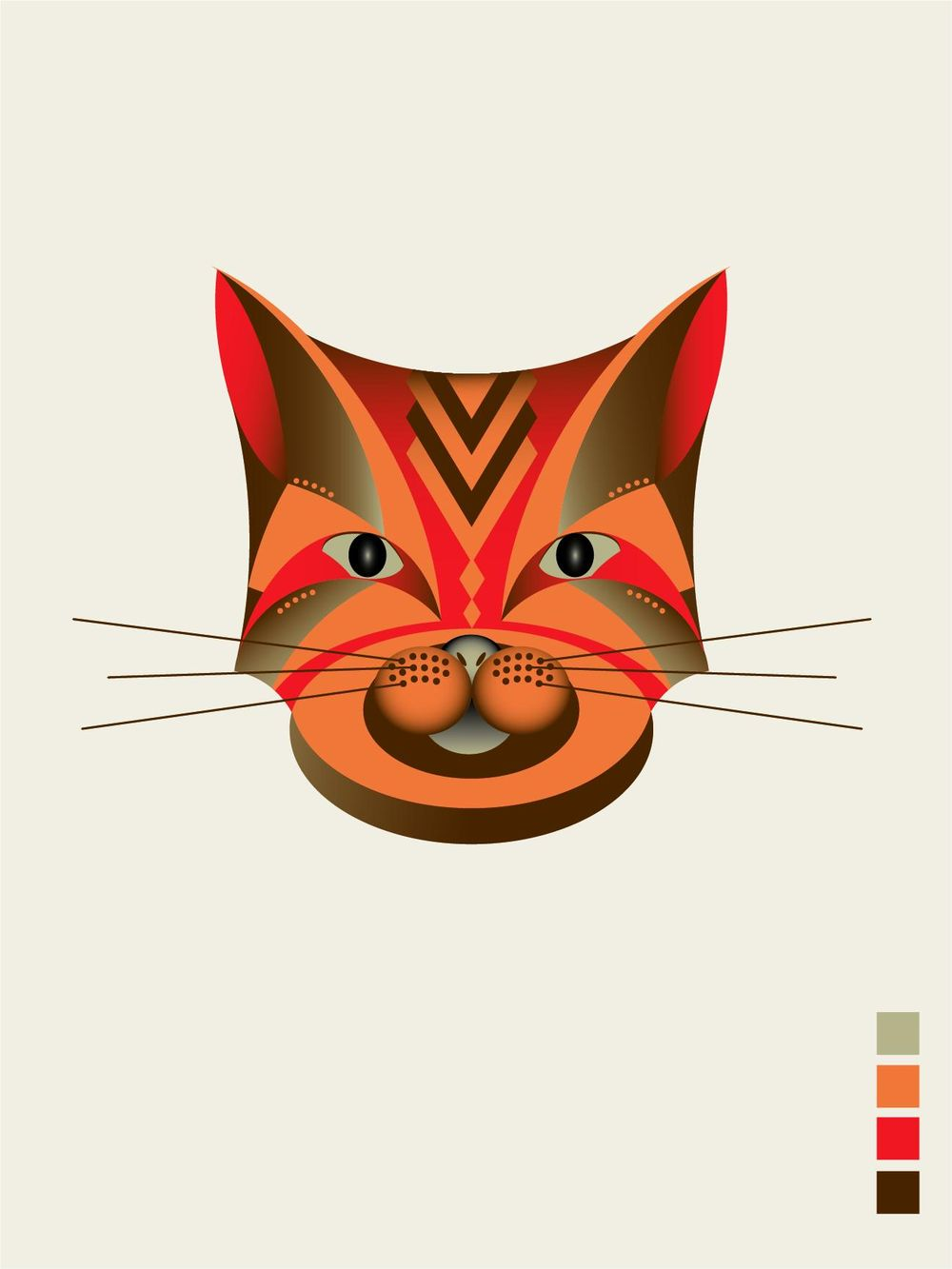 House Cat - image 1 - student project