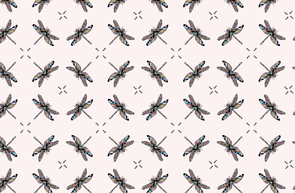 Dragonflies - image 1 - student project