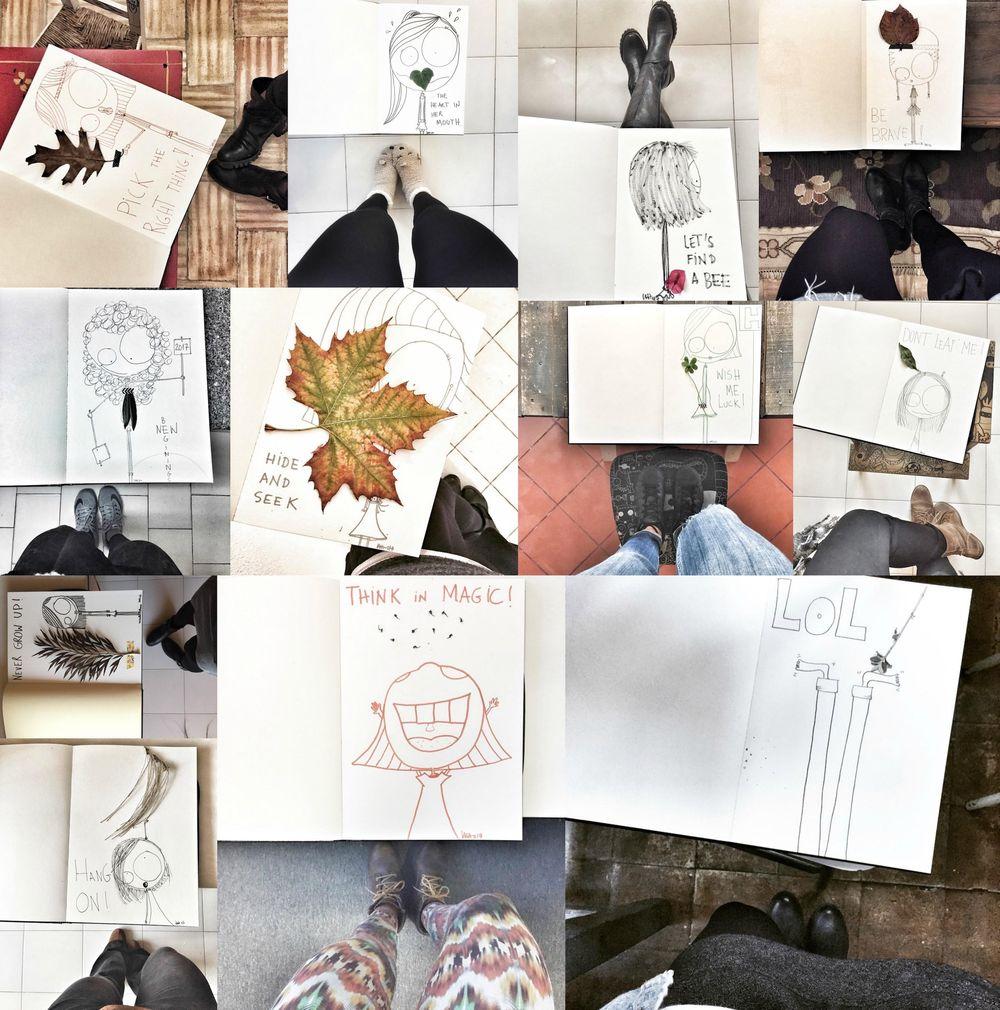 sketchbook magic 1 - image 1 - student project