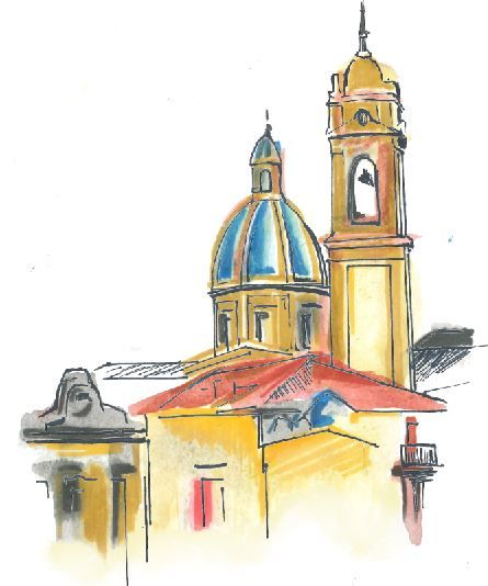 Sicilian Wedding Map - image 14 - student project