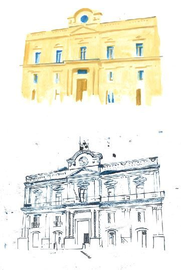 Sicilian Wedding Map - image 4 - student project