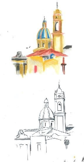 Sicilian Wedding Map - image 13 - student project