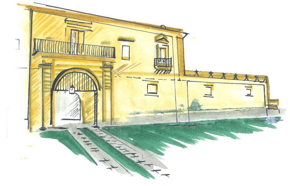 Sicilian Wedding Map - image 10 - student project
