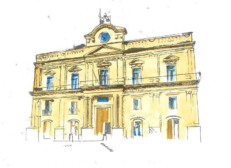 Sicilian Wedding Map - image 5 - student project