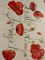 Poppies - image 3 - student project