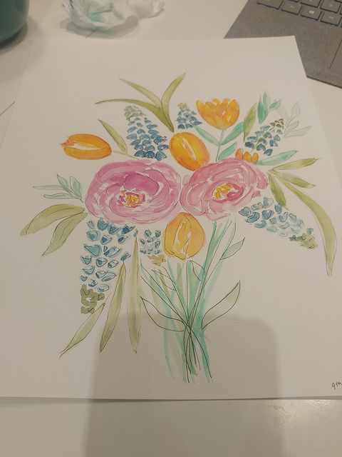Flowers - image 1 - student project