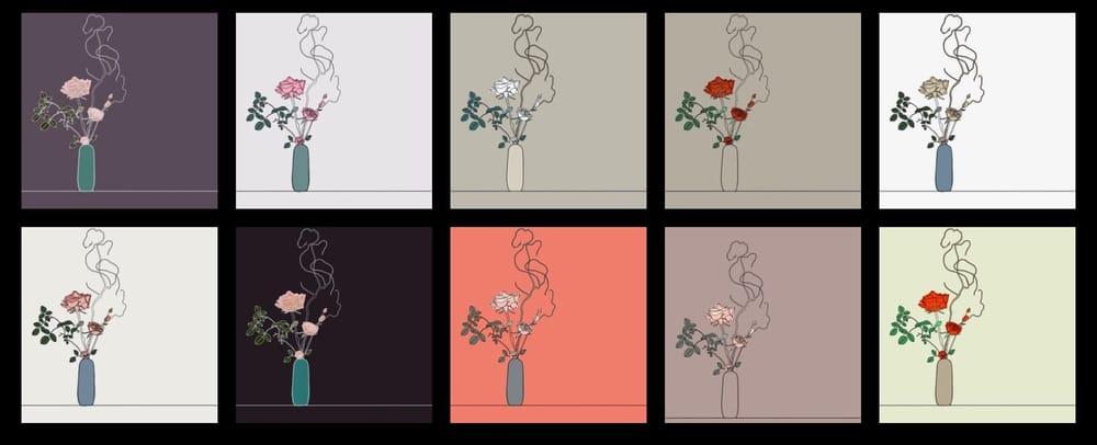 Botanical Illustrations - image 4 - student project