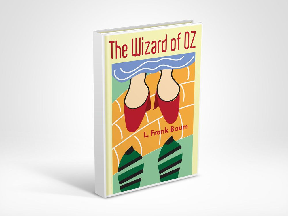 Modern Wizard of OZ - image 12 - student project