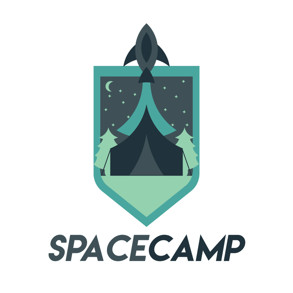 Space Camp Logo - image 4 - student project