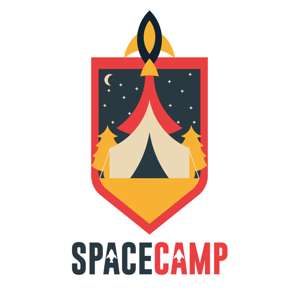 Space Camp Logo - image 1 - student project