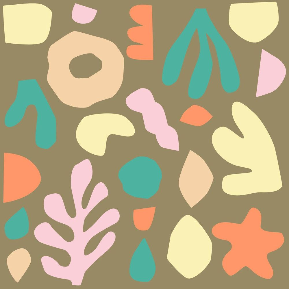 Under The Sea Abstract Shapes - image 6 - student project