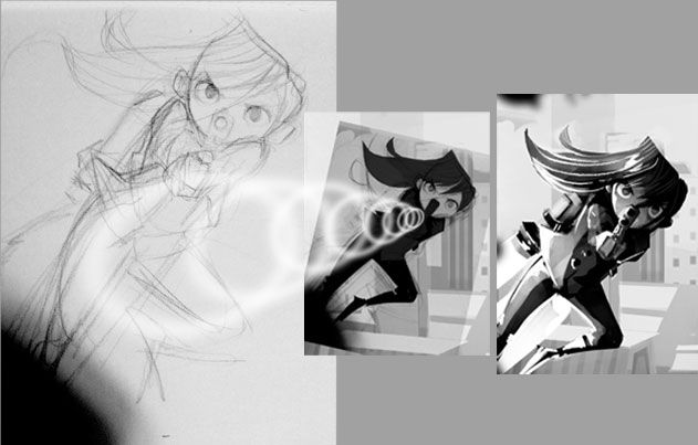 Minotaur Sequence (2nd Task) & The Winged Thief(1st Task) - image 7 - student project