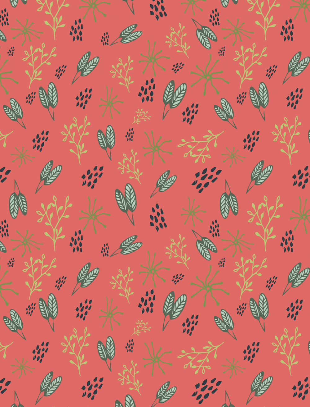 Surface Pattern Design 1 - image 6 - student project