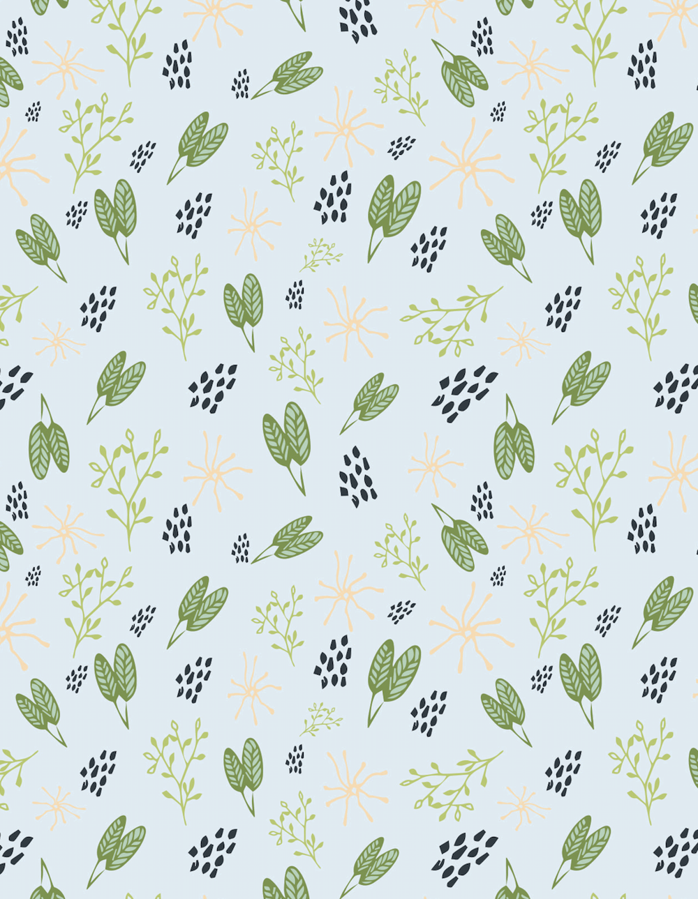 Surface Pattern Design 1 - image 5 - student project