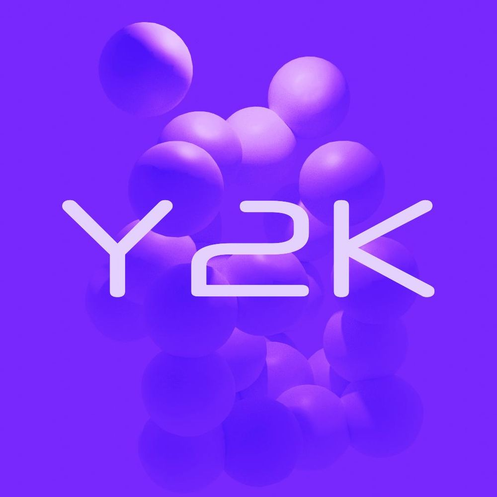 Y2K Blobs - image 1 - student project