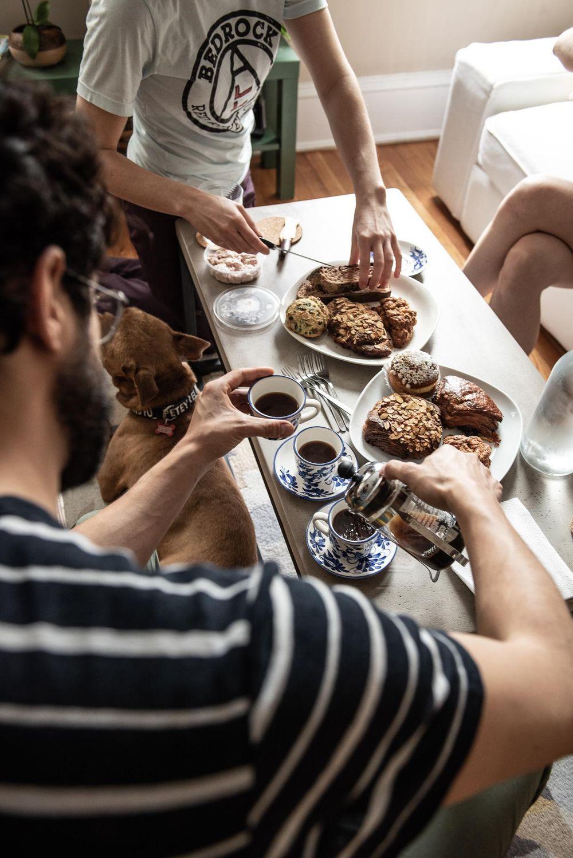 Seylou Bakery brunch after Farmers Market visit - image 3 - student project
