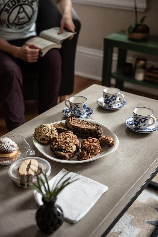 Seylou Bakery brunch after Farmers Market visit - image 1 - student project