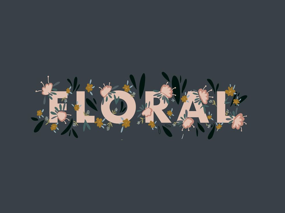 FLORAL! - image 1 - student project