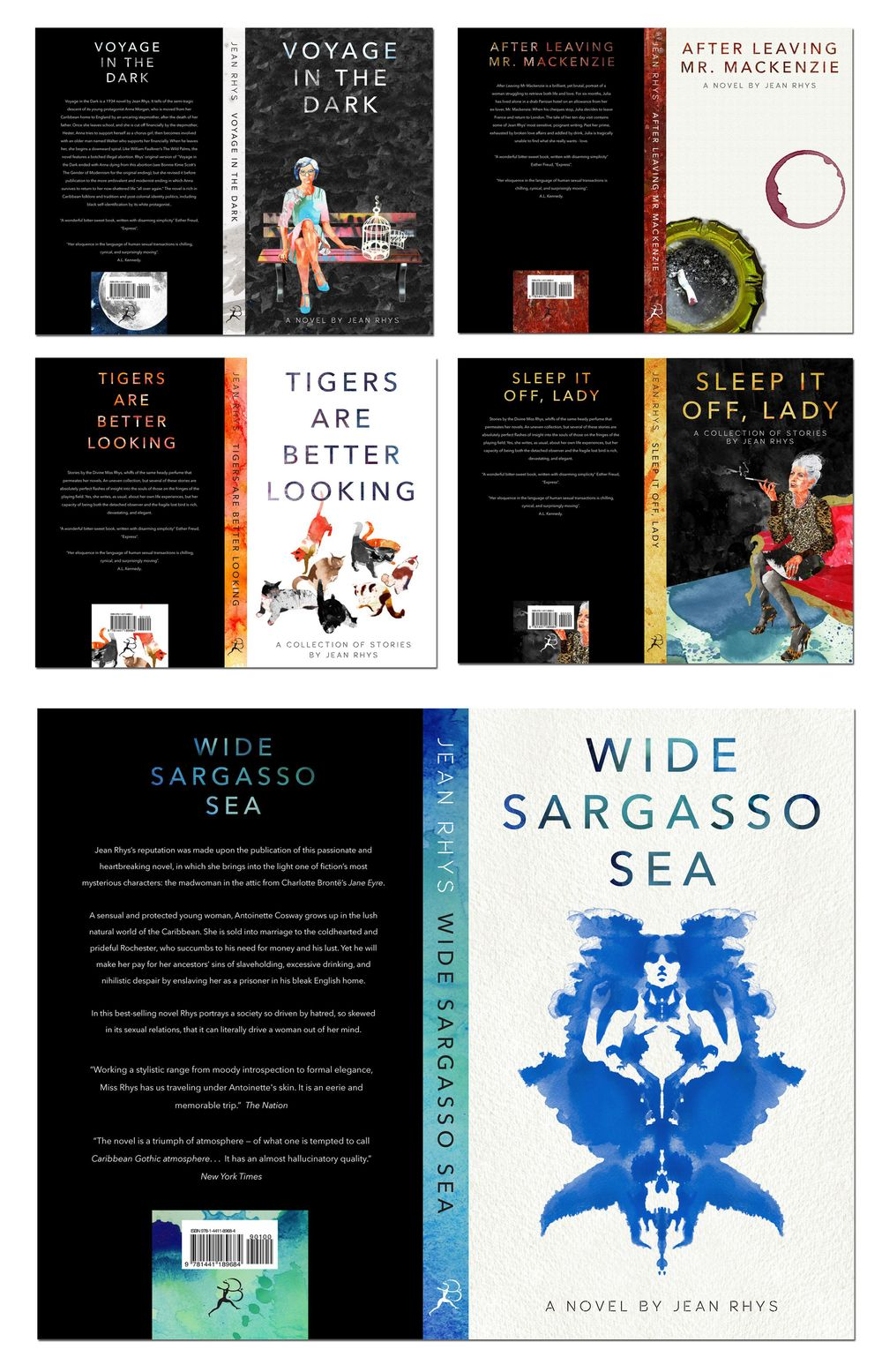 Wide Sargasso Sea - image 2 - student project