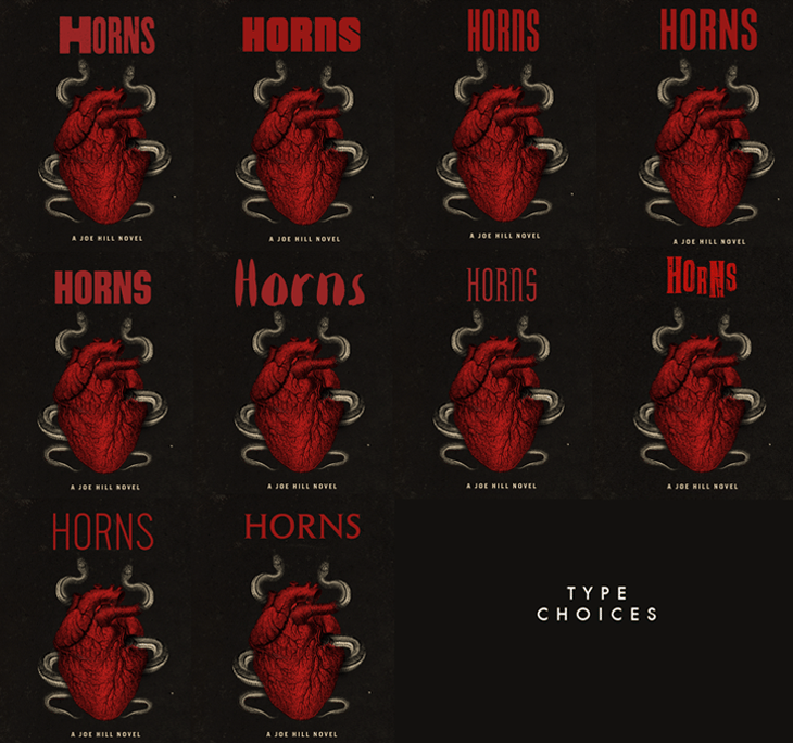 Horns - image 5 - student project