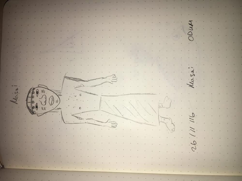 Random doodle - image 1 - student project