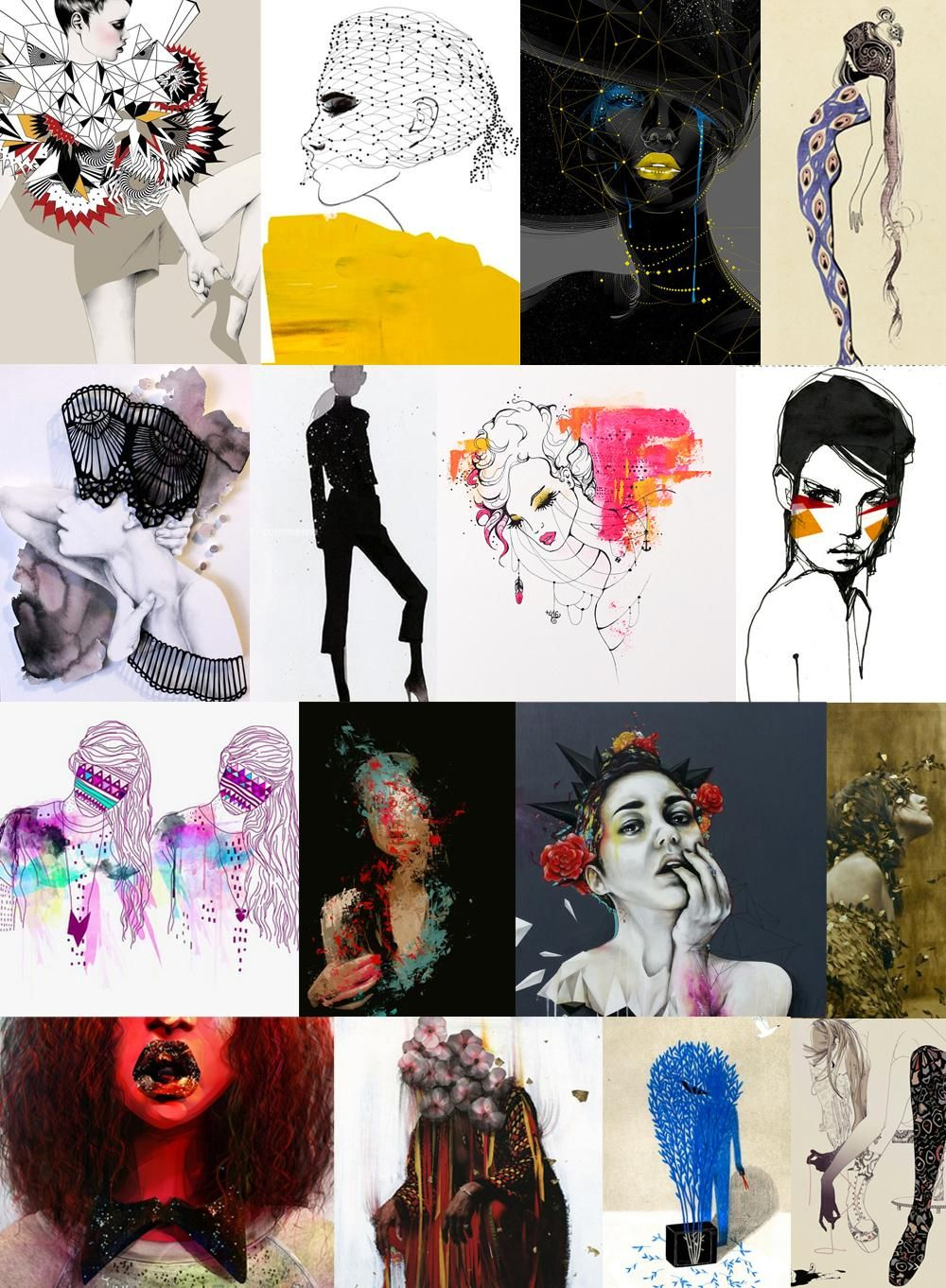Fashion+Surreal+Colour= - image 1 - student project