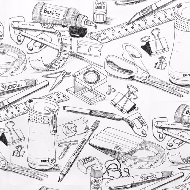 All the Tools - image 3 - student project