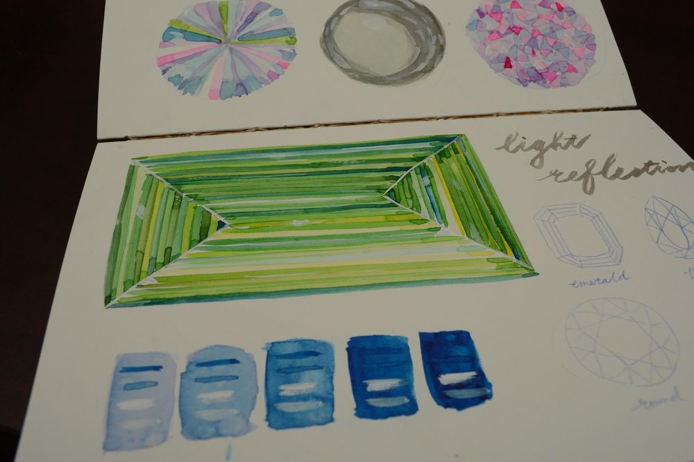 Lots of color and sparkles - image 2 - student project