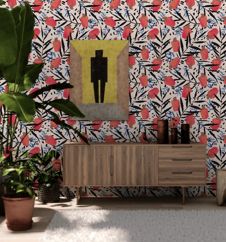Cashew fruit pattern - image 4 - student project