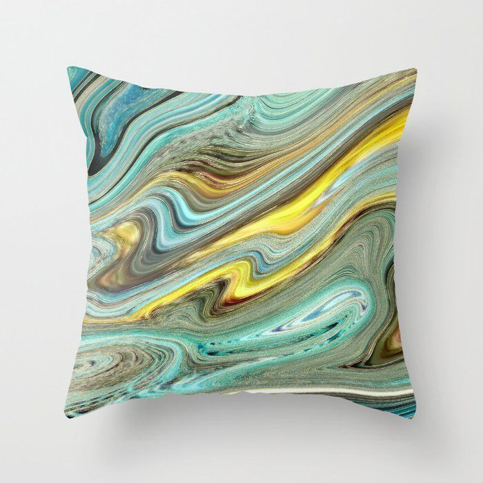 Turquoise and Gold - image 2 - student project