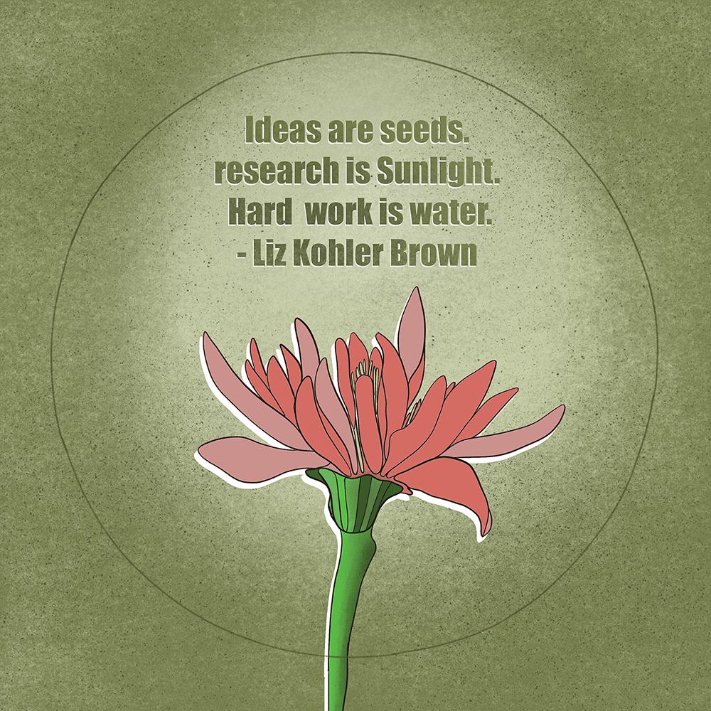 Botanical illustrations - image 2 - student project