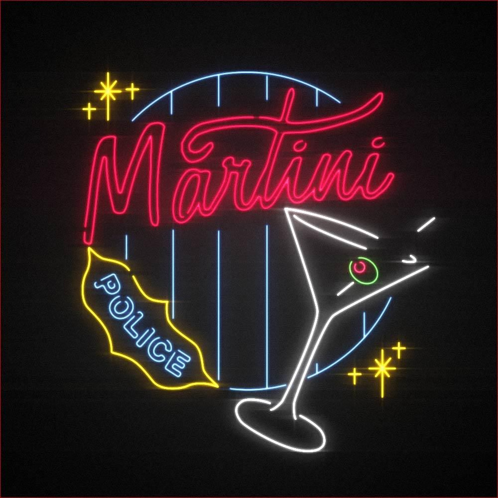 Martini Police - image 2 - student project