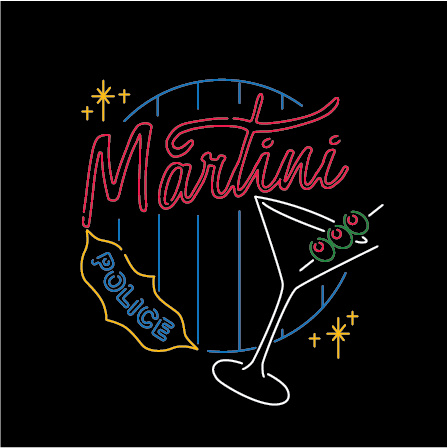 Martini Police - image 1 - student project