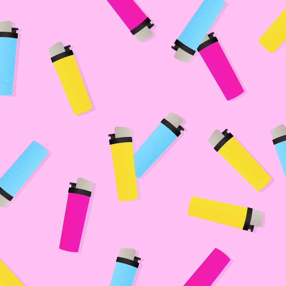 Lighters  - image 1 - student project