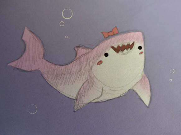 Sharkie Shark - image 4 - student project