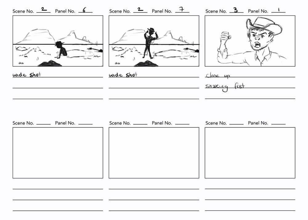 Project storyboards - image 5 - student project