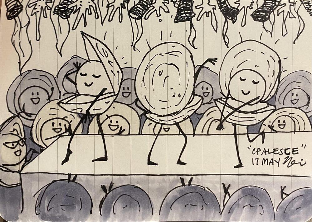 Nerissa's Random Word Doodles - image 7 - student project